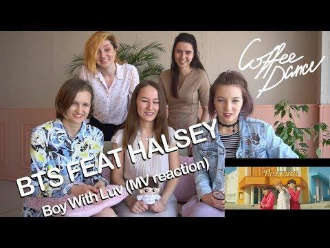 Coffee dance: BTS (방탄소년단) '작은 것들을 위한 시 (Boy With Luv) feat. Halsey' (MV reaction)