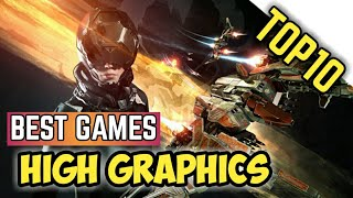 Top 10 Best High Graphics Games For Android | New games with Best Graphics