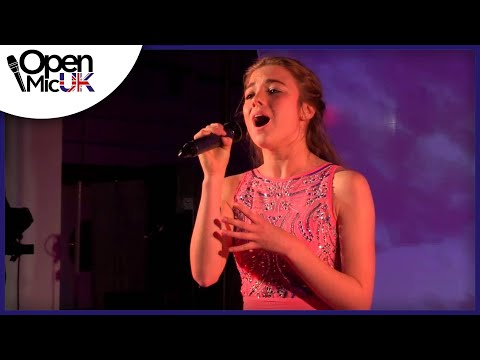 JOHN LENNON - IMAGINE Performed by OLIVIA GARCIA at Liverpool Open Mic UK Singing Competition