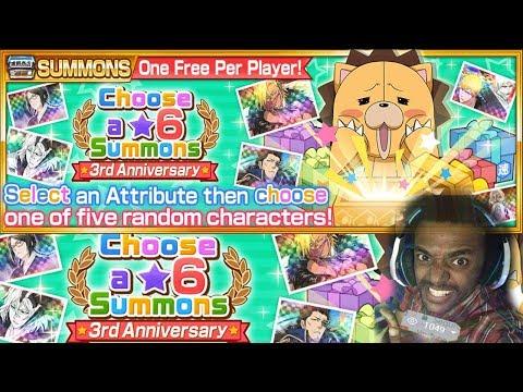 Bleach Brave Souls: Abrindo meu 6* FREE !!! Omega Play