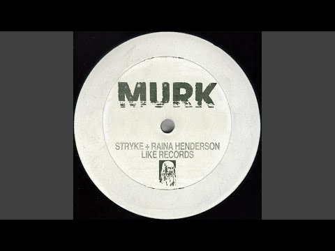 Like Records (Stryke's Instrumental)