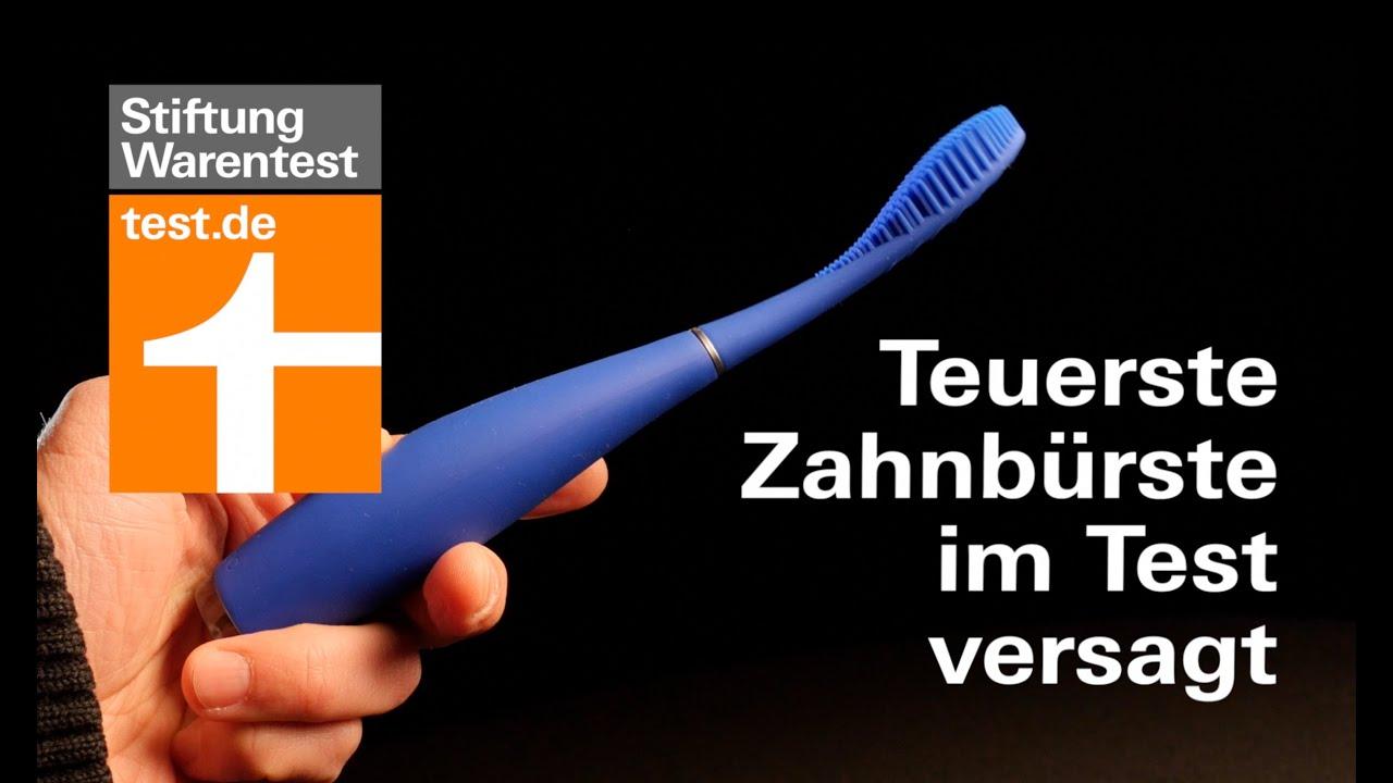 Test Elektrische Zahnbursten Die Teuerste Versagt Youtube