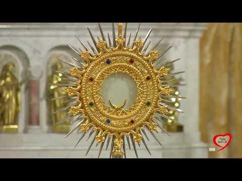 Con il Dio della Vita... Adorazione Eucaristica - 23 Luglio 2020