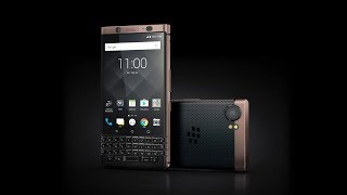 New BlackBerry-KEYOne successor and mystery new phone for 2018 launch.