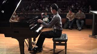 Ken Li - Liszt Transcendental Etude no.5