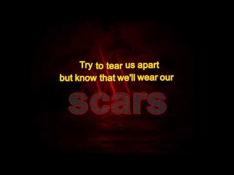 Scars - I Prevail with Lyrics