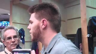 Atlanta Braves 1B Freddie Freeman 7.4.11