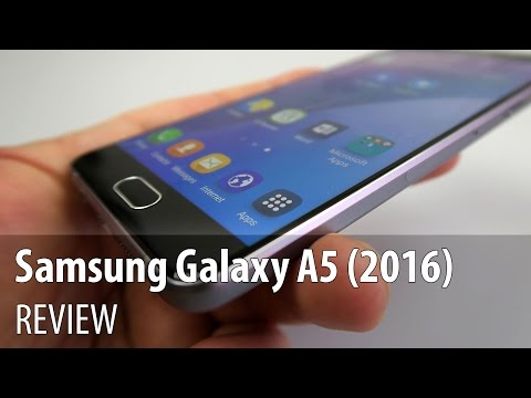 Samsung Galaxy A5 (2016) Review în Limba Română - Mobilissimo.ro