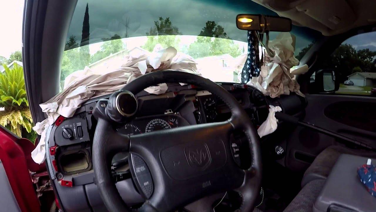 dashboard cover install 1999 dodge ram 2500 (cummins turbo diesel 2000 Dodge Ram 1500 Dashboard dashboard cover install 1999 dodge ram 2500 (cummins turbo diesel)