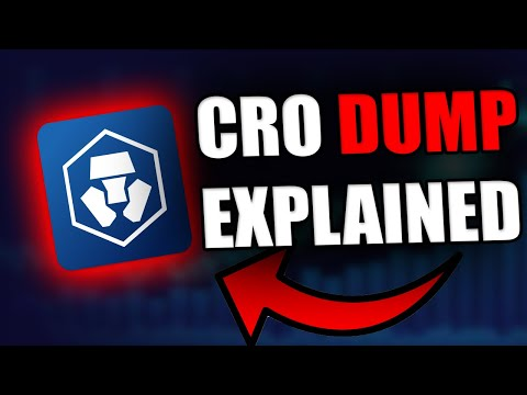 The REAL Reason CRO Is Dumping | Sell Or Buy Crypto.com Coin?