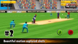 Cricket Career 2016 (by Zealcity) Android Gameplay #2 [HD]