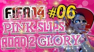 FIFA 14 : PINK SLIPS Road To Glory #6 [FACECAM] - NEUJAHR SPECIAL FOLGE !! [German] HD