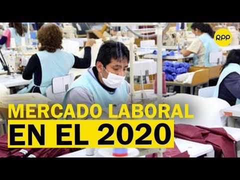Mercado Laboral Peruano En El 2020