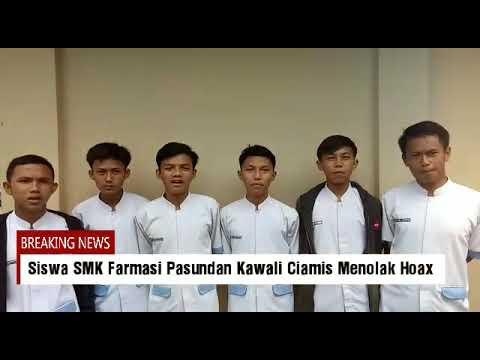 Siswa SMK Farmasi Pasundan Kawali Ciamis