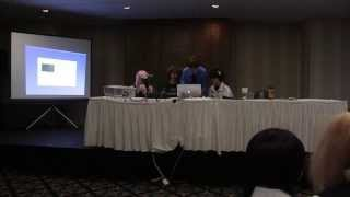 Is Dogola Panel at Anime Fusion 2014