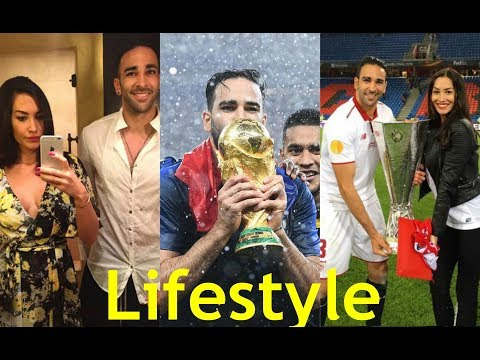 Adil Rami Lifestyle, Net worth, Biography, Wife, Career, Personal Life, Car, House,French Footballer