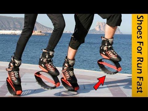 Top 5 Unusual Hi-Tech Shoes | जूते जो आपको बहुत तेज दौड़ने में मदद करेगे !