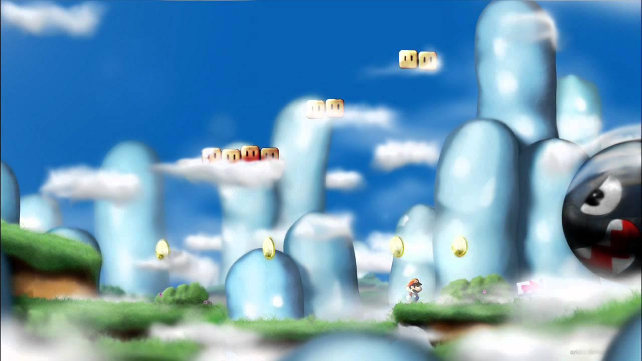 Super Mario World   The Bonus [Dipset Rap Beat]   @RealDealRaisi_K X @GetAtLilSteve