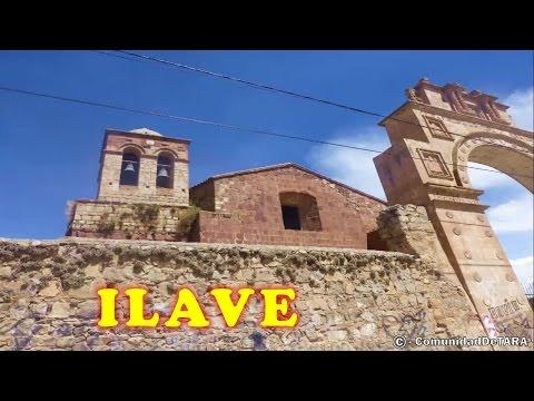 IGLESIA DE SANTA BARBARA DE ILAVE - El Collao Ilave