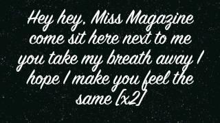 Romance On A Rocketship - Miss Magazine w/ lyrics [HD]