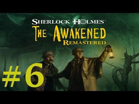 Sherlock Holmes: The Awakened Remastered Walkthrough part 6 |