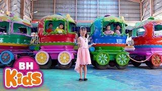 Về Miền Cổ Tích ♫ Bé Tú Anh ♫ Nhạc Thiếu Nhi [MV]