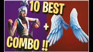 10 MEILLEUR COMBO FORTNITE ! SKIN COMBINATIONS FORTNITE !