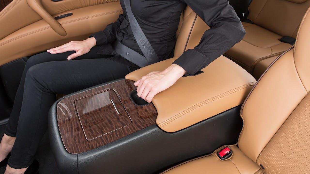 2018 Nissan Armada   Interior Storage Design Inspirations