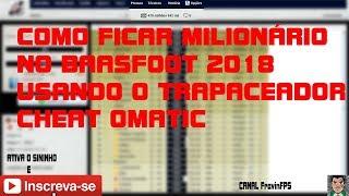 COMO FICAR RICO NO BRASFOOT 2018 USANDO O CHEAT OMATIC