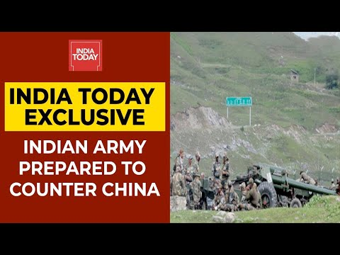 Indian Army Set To Counter Chinese Aggression At LAC, Preparing For Long Haul | India Today