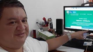 $160.000 Ingreso Solidario, Como Funcionara Este Pago?,©