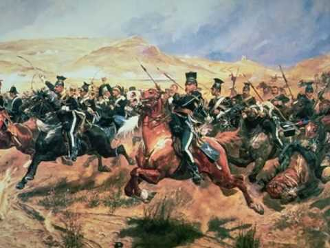 Alfred Lord Tennyson - The Charge Of The Light Brigade