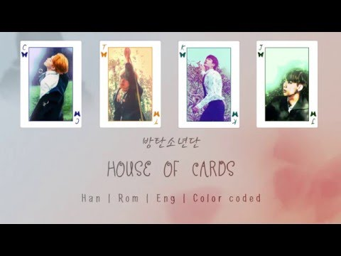 BTS (방탄소년단) – House Of Cards (Full Length Edition) [Color Coded Han|Rom|Eng Lyrics]