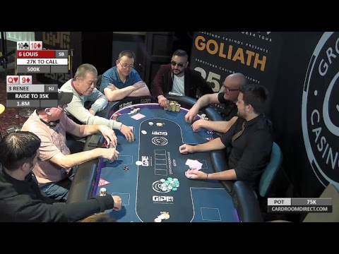 GUKPT Leeds 2017 Day 3 Live Stream