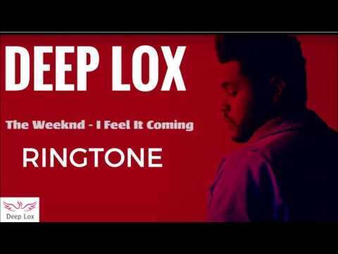 The best Hits 2017   I Feel It Coming   The Weeknd Feat Daft Punk    Best of Ringtone 2017