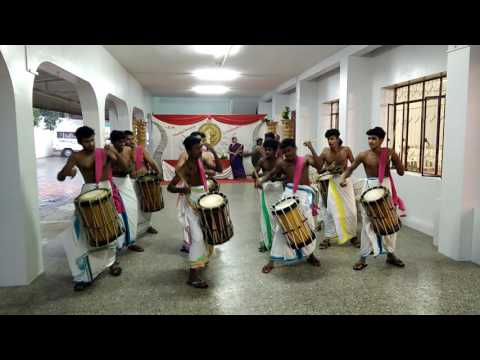 Janda Melam Performance at a Marriage