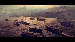 Total War Rome 2 Исторические битвы Нил