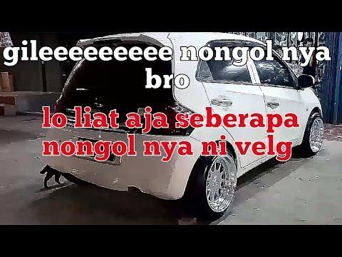 Modifikasi New Honda Brio RS Velg Hartge By Vip Autostyle