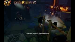 Jack Keane und das Auge des Schicksals - Komplettlösung Teil 2 - Amanda im Gefängnis HD