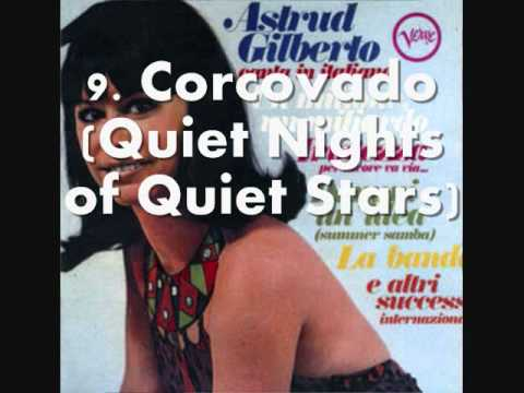 Astrud Gilberto - Jazz 'Round Midnight (1996) [full length album]