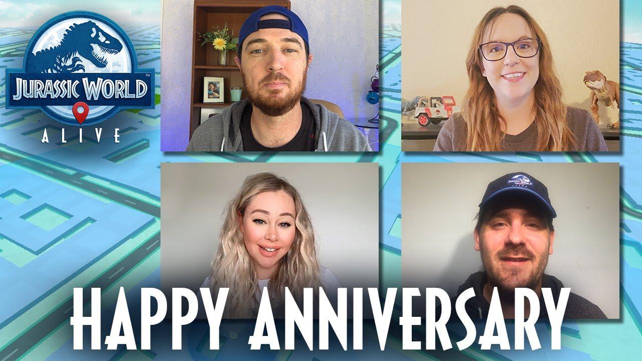 Jurassic World™ Alive   2 Year Anniversary