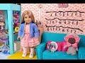American Girl Doll Stranger Things Bedroom!