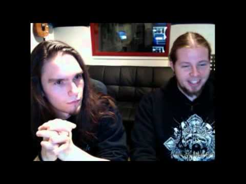 WINTERSUN - Live Chat with Teemu & Jukka (OFFICIAL INTERVIEW)