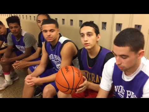 Meet the 2017-18 Bay City Central boys basketball team