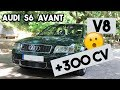 COMO ES UN AUDI S6 ?? V8 ?? - Audi s6 Avant c5 al detalle