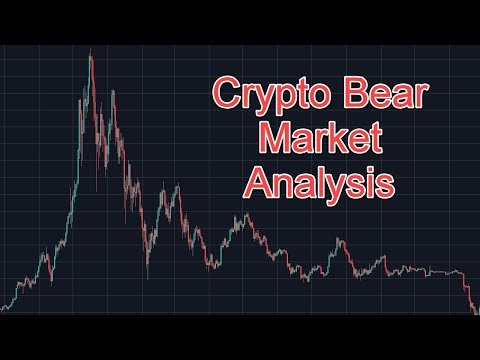 Crypto Bear Market Analysis (And My 5 Plans For 2019)