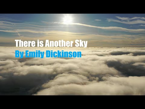 [e- Poetry Book] There Is Another Sky By Emily Dickinson | American Poet | American Poem | Love Poem
