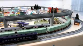 TOMIX 道南いさりび鉄道 キハ40(ながまれ号)入線