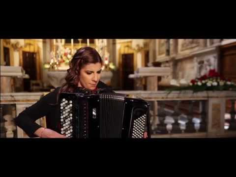 Saria Convertino Accordion - 3 - J.S. Bach - Chaconne in D Minor - BWV1004