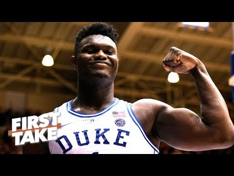 It's not hard to stop Zion Williamson, you foul him! – Stephen A. Smith | First Take